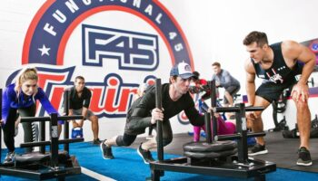 F45 Training Thumbnail